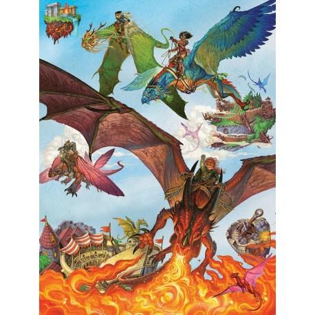 Skraidantys drakonai