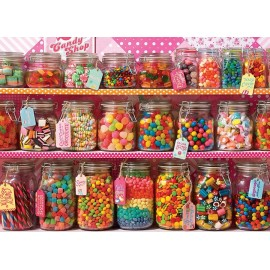 "Puzzle ""Candy Counter"""