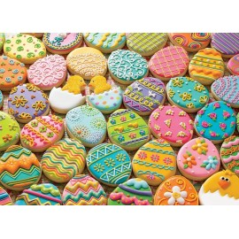 """Puzzle """"Easter Cookies"""""""