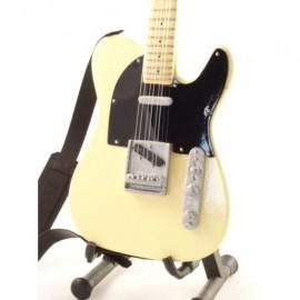 Mini Guitar Replica - Bruce Springsteen