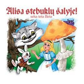 CD Alisa stebuklų šalyje