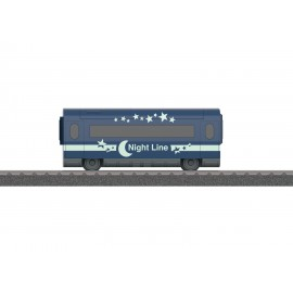 "Märklin my world - ""Night Line"" Sleeping Car"