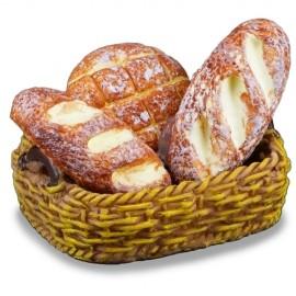 Krepšelis su duona