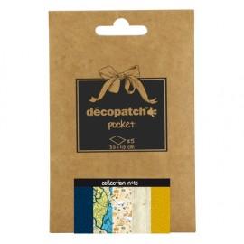 Decopatch Déco Pocket n°15