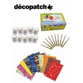 Decopatch rinkinys kūrybinėms dirbtuvėms