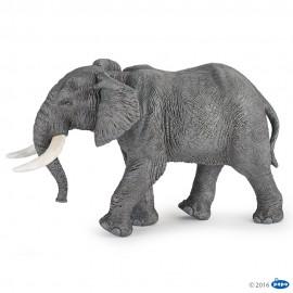 Afrikinio dramblio figūrėlė