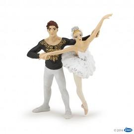Baleto šokėjų figūrėlės