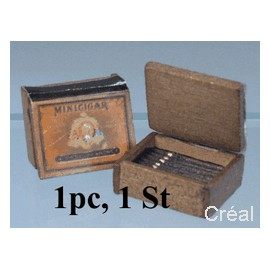Cigarų dėžutė