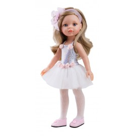 Lėlė balerina Carla